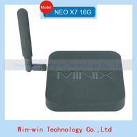 2014 MINIX NEO X7 Android TV Box RK3188 Quad Core Mini PC 1.6GHz 2G/16G Optical XBMCSmart TV box same function as minix neo x8