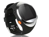 Mini children GPS trackers cell phone Gps child anti-lost alarm satellite watches mobile phone!!!