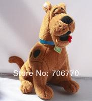 LOTS 6PCS/SET Wholesale Scooby Doo  & Friends Plush Scooby Doo  Stuffed Doll Plush Toy Free Shipping