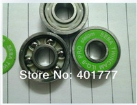 10pcs Auth HV 608z Skating shoes wheels bearings twincan ilq-9 bearing vigor board speed skating shoes 6 beads bearings