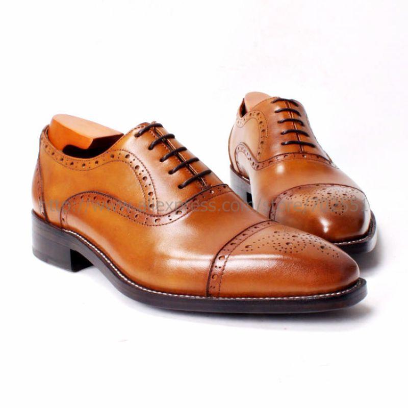... Lacing-Half-brogue-Shoe-color-Brown-Goodyear-Craft-Oxford-No-OX290.jpg