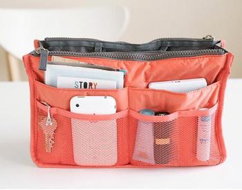 Новый 2015 нейлон многофункциональный макияж макияж организатор мешок женщины косметички Ourdoor дорожная сумка сумочка Bolsas бесплатная доставка