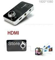 """K6000 HD 1080P Car DVR Vehicle Video Recorder LED Night Vision G-sensor 2.7"""" TFT"""