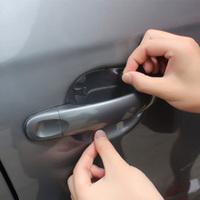 Car door handles protective film handle protective film handle door wrist film
