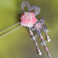 Hot-selling 2013 hanfu accessories classical hair stick costume hair accessory tassel child hair accessory insert comb