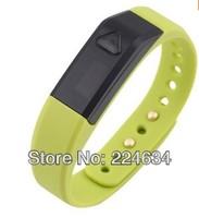 10PCS X Vidonn X5 Bluetooth 4.0 IP67 Smart Wristband Sports & Sleep Tracking Health Fitness for iPhone 4S 5 5S 5C Samsung S4