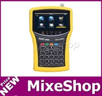 free shipping! satellite finder satlink ws 6960 fully DVB-S2 MPEG4 in stock , new