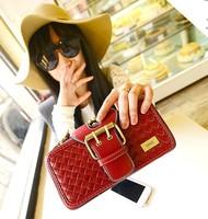 2014 Fashion knitted vintage clutch one shoulder cross-body small bags handbag chain strap bag 2014 women's handbag
