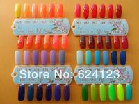 192 Colors Harmony Gel SET Nail UV Manicure Polish Soak Off NEW 15 ml