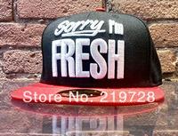 HOT!! 2014 Brand New Adjustable Sorry I'm Fresh Sport Snap back Snapback Beanie Caps Hats Baseball Caps Free shipping
