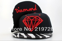 HOT!! 2014 Brand New Adjustable Hip Hop DIAMOND LEOPARD COLLECTION Sport Snap back Snapback Baseball Caps Hats Free shipping