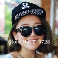 X-PANDA diamond men and women baseball cap, letters street punk men casual hats ,adult hip-hop snapback hat cap mens unisex