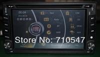 6.2 inch universal car DVD player car autoradio multimedia kit with GPS Navigation 3G FM TV