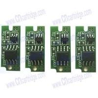 Compatible Dell 1250 1350 1355 toner chip for Dell printer chip
