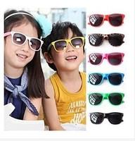 Free shipping The new children's sunglasses Fashion meters l boy-girl Sunglasses 2013 children decoration tide Sunglasses SG036