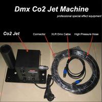 4pcs/lot Free shipping,Powerful Dmx CO2 Jet Machine,Dmx512 control powerful pro effect co2 jet equipment