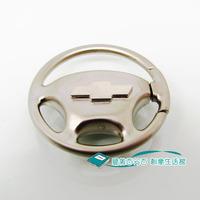 2 chevrolet steering wheel car keychain key chain CHEVROLET male