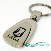 Lada car keychain car keychain key chain keychain male