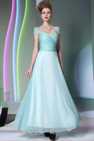 New Long Prom Formal Party Dresses Elegant Flower Girl Dresses Bridal Gown Celebrity Casual Evening Dress
