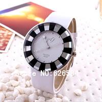 2014 New Arrival Fashion Various Style Wristwatch PU Leather Strap Ladies Watches Quartz Watch Women Dress Watches