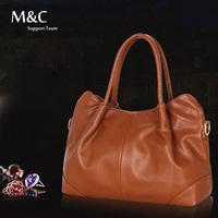 Free Ship Fashion Luxury Genuine leather Women Handbag Shoulder Bag Messenger Handbag Lady Tote Hobo Bag Free Shipping SD-037