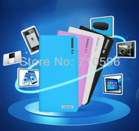 Newest external portable Wallet 2nd  20000mAh USB power bank charger for iPhone ipad Samsung Galaxy HTC etc.Wholesale