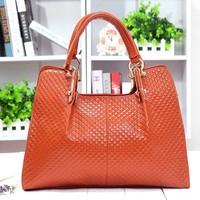 Guaranteed 100% Genuine leather women's handbags Fashion Work bags 2014 women bag shoulder handbag messenger bag 1503