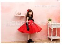 New sleeveless Waist Chiffon Dress Girls Toddler Flower Tutu Layered Princess Party Bow Kids Formal Dress