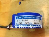 Elevator parts Tamagawa encoder/coder OIH60-8192P40 L6-5V TS5246N2418