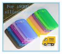 free shipping Only 7g and 0.3MM Thinnest Ultra thin Transparent for Samsung Galaxy S3 i9300 silicons Case