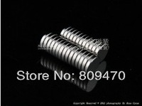 100PCS 10mm Dia X 2mm Thick N35 Rare Earth Neodymium Strong Industrial Disc Magnets To Be Fixed In Place Using Araldite/Loctite