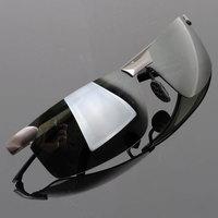 Hot ! 2014 New Fashion Brand Polarized Men Sunglasses UV400 Driver Sun Glasses With Original Box GA008