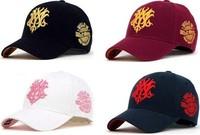 Корея стиль мода m изучить волк шляпы высший snapback шляпы ymcmb регулируемый бейсболки