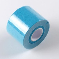 Free Shipping Blue Colour 5m x 5cm 8 Color Kinesiology Sports Muscles Care Elastic Therapeutic Tape [4003-061-Blue] 71 621