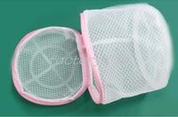 Free Shipping Laundry Underwear Bra Lingerie Aid Wash Mesh Zipper Bag Basket Net Storage [4003-584_2] 445 68