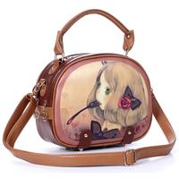 2014 Sale Direct Selling Pocket Small(20-30cm) Zipper Totes Women's Handbag Cute Baby Bag Vintage Messenger Fashion Small Bags