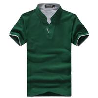 Hot-Selling 2014 Summer short-sleeve T-shirts men summer cotton T shirts for men slim fit Casual T shirt size M-XXXL 5 colors