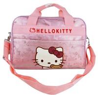 Girl's school satchel bag hello kitty handbag children messenger bags two designs free shipping