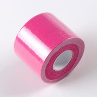 Free Shipping Pink Colour 5m x 5cm 8 Color Kinesiology Sports Muscles Care Elastic Therapeutic Tape [4003-061-Pink] 129 537