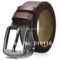 Vintage leather belt men's belt buckle leather belt ZK529