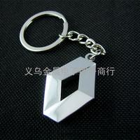 Renault auto supplies Reynolds 4s renault emblem renault key chain keychain