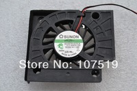 Free shipping New CPU Cooling Fan For  Founder T5800 T5810 M300 E200 E150 E220 E2000 GC057514VH-A  13.V1.B3579.F.GN DC5V 1.0W