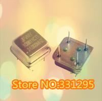 10PCS/15.36MHZ line active crystal square half-size 15.360MHZ Zhong 15.360M