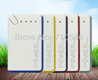 Newest AA style  10000mah external battery pack power bank charger for iphone ipod ipad mini samsung