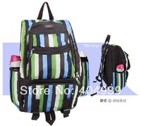 Hot Selling Colorland Backpack Baby Diaper Bag Multifunctional Nappy Bag Mommy Bag Nappy Changing Pad Bag Baby 0.6kg