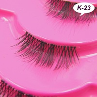 K-23 half eye cross section series of five pairs of Japanese dress handmade false eyelashes wholesale
