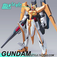 HG 00-50 edition Gundam 1:144 Japanese cartoons military robot building War model 14cm Compages toys
