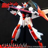 1/144 SEED-39 -volume murasame white Gundam send Bracket Japanese cartoons military robot building blocks War model 14cm