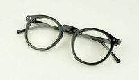 Discount Accessories wholesale Plain mirror black glasses s3982  10pcs/lot