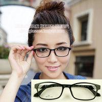 Discount Accessories wholesale Ultra-thin small box plain mirror myopia glasses c801  10pcs/lot